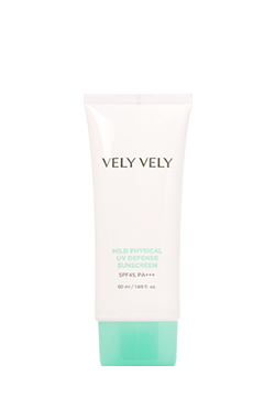 VELY VELY Mild Physical UV Defense Sunscreen