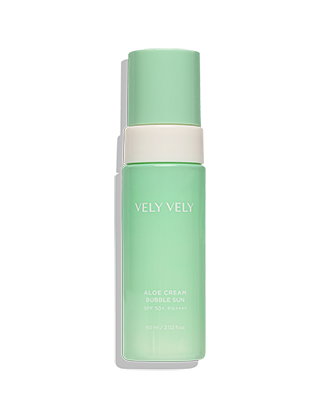 VELY VELY Aloe Cream Bubble Sun